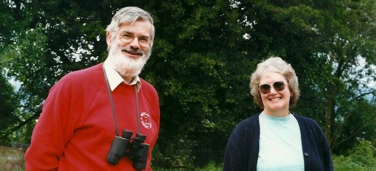 Malcolm and Carol Savage 1998